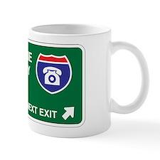Telephone Territory Mug
