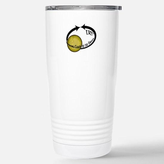 Eris, Planet of Chaos Stainless Steel Travel Mug