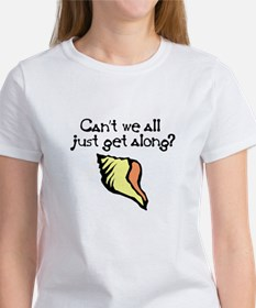 Can't we all just get along? Tee