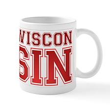 Wiscon SIN Mug