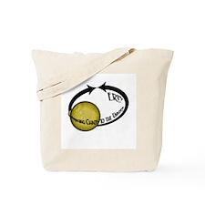 Eris, Planet of Chaos Tote Bag