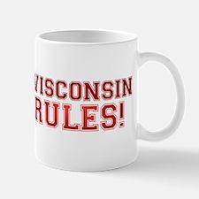 Wisconsin Rules Mug