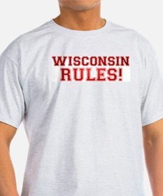 Wisconsin Rules T-Shirt