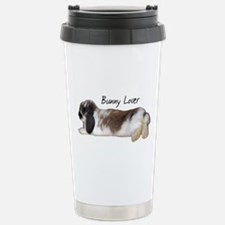 """Bunny Lover 1"" Travel Mug"