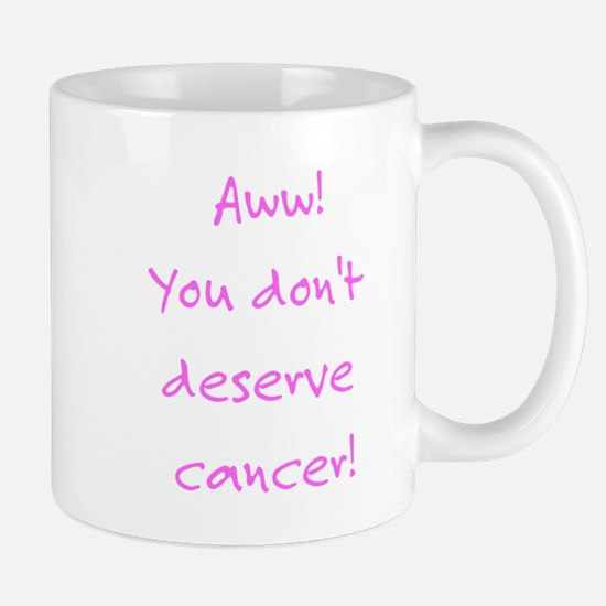 Cute Ovarian cancer patients Mug