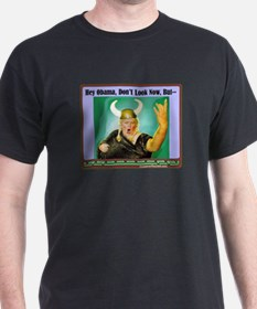 """""""The Fat Lady Is Singing"""" T-Shirt"""