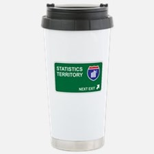 Statistics Territory Travel Mug