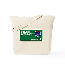 Squash Territory Tote Bag