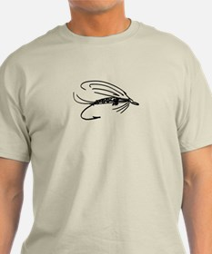 Wet Fly Lure T-Shirt