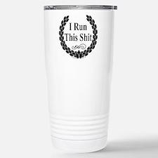 Cute I run Travel Mug