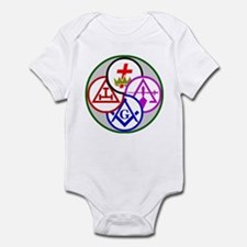 York Rite Infant Bodysuit