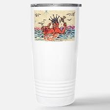 Royal Order of Jesters Travel Mug