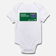 Sound Territory Infant Bodysuit