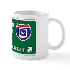 Sonogram Territory Mug
