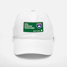 Soil, Science Territory Baseball Baseball Cap