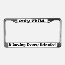 Oneness Identity License Plate Frame
