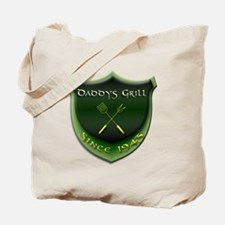Daddys Grill Tote Bag