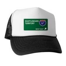 Shuffleboard Territory Trucker Hat