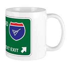 Shuffleboard Territory Mug