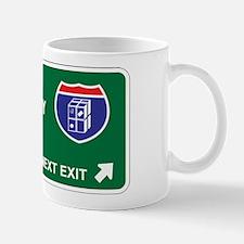 Shipping Territory Mug