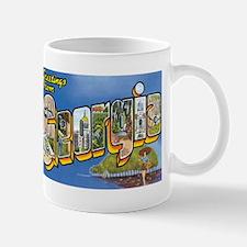 Georgia GA Mug