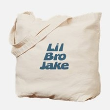 Lil Bro Jake Tote Bag