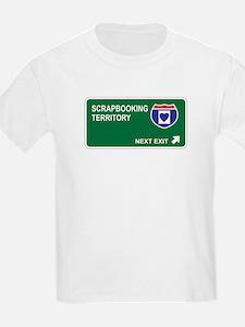 Scrapbooking Territory T-Shirt