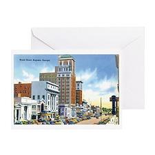 Augusta Georgia GA Greeting Card