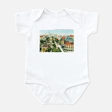 Savannah Georgia GA Infant Bodysuit