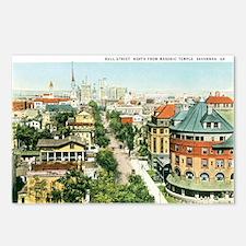 Savannah Georgia GA Postcards (Package of 8)
