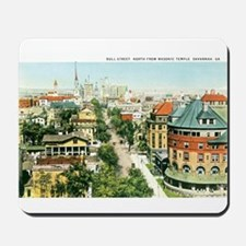 Savannah Georgia GA Mousepad