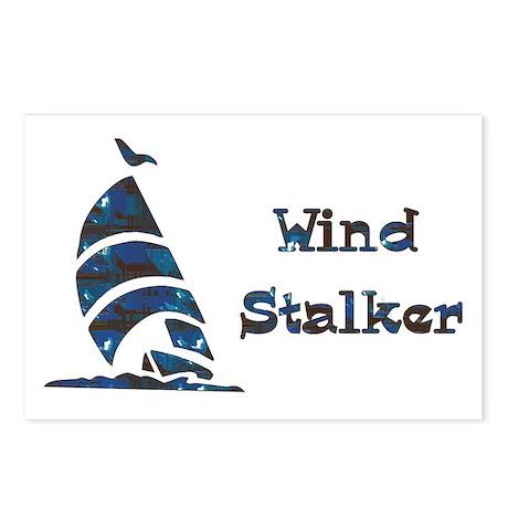 Wind Stalker Postcards (Package of 8)