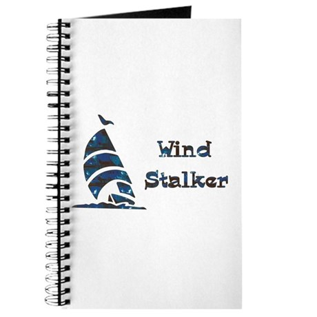 Wind Stalker Captain's Log Book