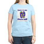 My Athletic Shoe Women's Pink T-Shirt