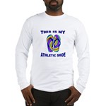 My Athletic Shoe Long Sleeve T-Shirt