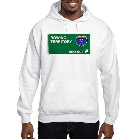 Rowing Territory Hooded Sweatshirt