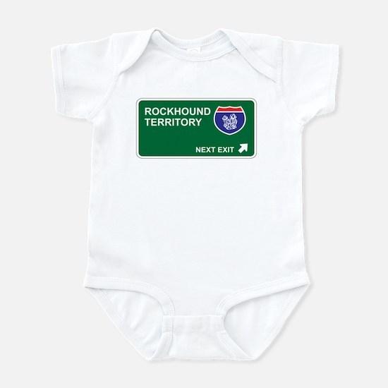 Rockhound Territory Infant Bodysuit