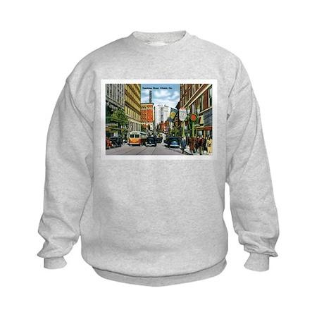 Atlanta Georgia GA Kids Sweatshirt