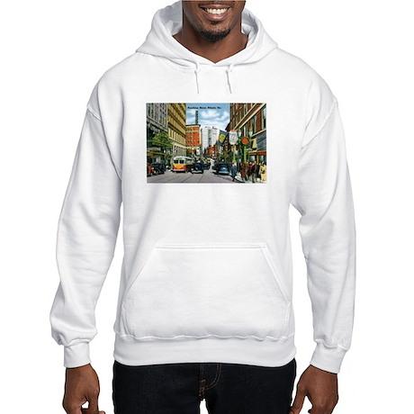 Atlanta Georgia GA Hooded Sweatshirt
