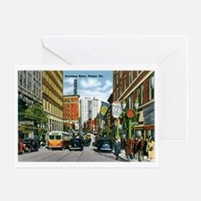 Atlanta Georgia GA Greeting Card