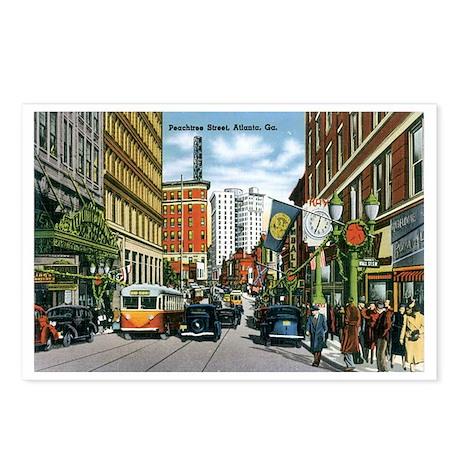 Buy postcards atlanta