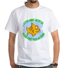 Bitter Litter Fish Shirt