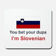 Slovenian Dupa Mousepad