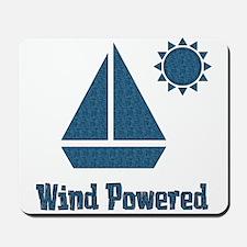Wind Powered Mousepad