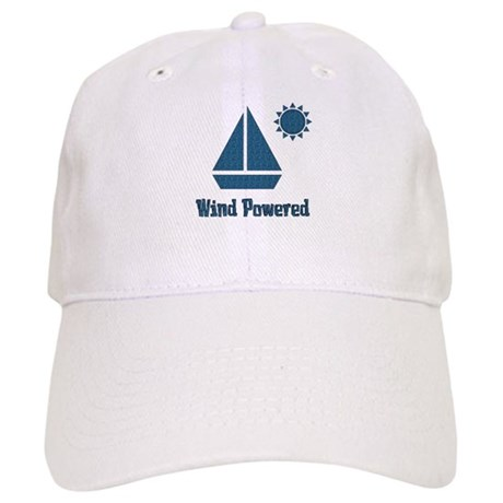 Wind Powered Cap