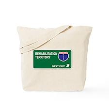 Rehabilitation Territory Tote Bag