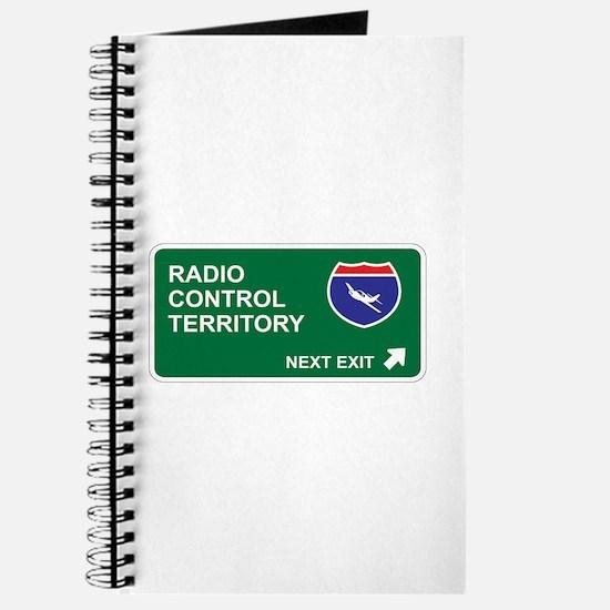 Radio, Control Territory Journal