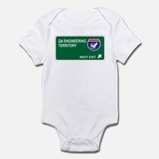 QA Engineering Territory Infant Bodysuit