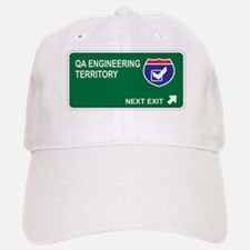 QA Engineering Territory Baseball Baseball Cap