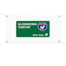 QA Engineering Territory Banner